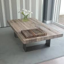 Appealing Gray Wood Coffee Table Best Ideas About Solid On Pinterest Oak