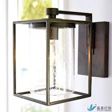 sconce regencya lantern on flush mount industrial wall