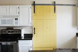 DIY Barn Door - Find It, Make It, Love It Epbot Make Your Own Sliding Barn Door For Cheap Bypass Doors How To Closet Into Faux 20 Diy Tutorials Diy Hdware Build A Door Track Hdware How To Design The Life You Want Live Tips Tricks Great Classic Home Using Skateboard Wheels 7 Steps With Decor Ipirations Best 25 Doors Ideas On Pinterest Barn Remodelaholic 35 Rolling Ideas Exterior Kit John Robinson House