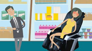 Fuji Massage Chair Usa by Massage Chair Animated Commercial Youtube