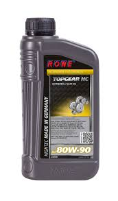 100 Rowe Truck Equipment Hightec Topgear SAE 80W90 HC ATO24
