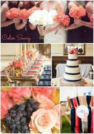 67 best Coral and Navy Weddings images on Pinterest