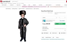 Halloween Costumes The Definitive History by How Not To Dress Your Kids As Jewish Stereotypes For Halloween