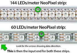 test neopixel neopixel painter adafruit learning