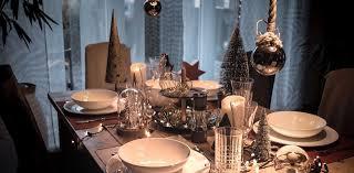 weihnachtstisch 10 ideen esstisch weihnachtlich dekorieren