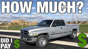 HOW MUCH?! Plus 3 BEST MODS For Your 2nd Gen RAM - 1998 Dodge Ram ... 1998 Dodge Ram 1500 Towingbidscom Dodge Ram Questions Truck Wont Stay Running Cargurus Histria 19812015 Carwp Doge 2500 Project Brian Diesel Truck 8lug Magazine 4x4 Dodgeram19984x4 4x4 Pinterest The Sst 360 Magnum V8 Youtube Fathers Daily Driver Do Love That Blue Color Reg Cab 65ft Bed 4wd For Sale In Knversville 12 Valve 2door Wiring Diagram Data