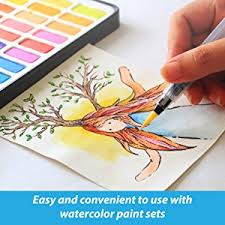 Versatile The MozArt Water Brush Pen Is Perfect For Any Activity Which You Would Normally Have To Use A Paintbrush And Glass Of Just With Less