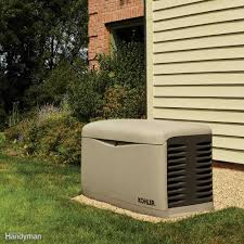 Generac Portable Generator Shed by Tips For Using Emergency Generators Family Handyman