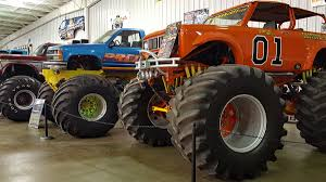 100 Moster Trucks 9th Annual Monster Truck Hall Of Fame Induction Ceremony And Reunion