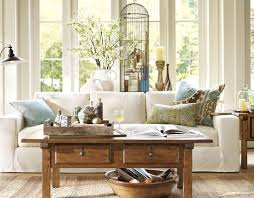 pottery barn living room 1000 images about pottery barn inspired