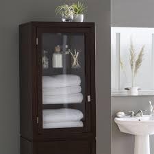 Tall Corner Bathroom Storage Cabinet by Bathrooms Design Bathroom Towel Cabinet Clever Storage Ideas