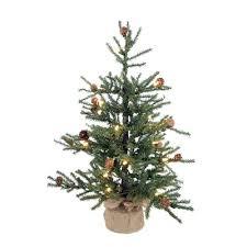 Popular Artificial Silver Tip Christmas Tree by Pre Lit Christmas Trees You U0027ll Love Wayfair