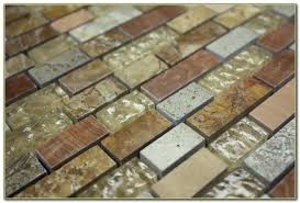 Adhesive Backsplash Tile Kit by Peel And Stick Backsplash Tile Tiles Home Decorating Ideas