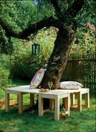 22 creative and inspiring tree seats around trees homesthetics