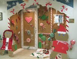holiday door decorating ideas for work easy christmas door
