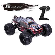 100 Brushless Rc Truck 110 RC Car Monster 120A Black Suppliers And