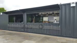 100 Shipping Container Conversions For Sale 40ft X 10ft Kitchen And Bar