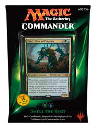 commander 2015 swell the host green blue feat ezuri claw of