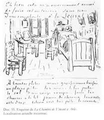 gogh la chambre reproduction proc d gicl e la chambre de gogh arles 1889