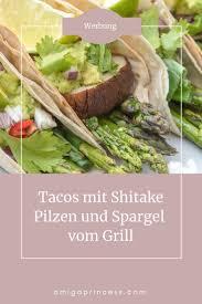 Dreierlei Spargel Vom Grill Feat Weber Pulse 2000