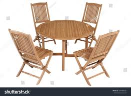 Teak Garden Furniture Chairs Rounded Table Stock Photo (Edit ... Cheap Teak Patio Chairs Sale Find Outdoor Fniture Set Fniture Tables On Ellis Ding Chair Stellar Couture Outdoor Shell Easy Shell Collection Fueradentro Amazoncom Amazonia Belfast Position Benefitusa Recling Folding Wood Set 1 Table 2 Chairs High Top Table And Round Buy Upland Arm In W White Cushions By Modway Petaling Jaya Selangor Malaysia Mallie And Wicker Basket Double Chaise Lounge With