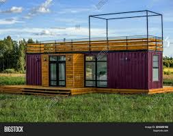 100 Containers As Houses Modern Design Country Image Photo Free Trial Bigstock
