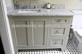 interesting bathroom vanity with marble top and bathroom vanity