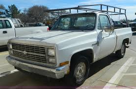 100 Custom Pickup Trucks For Sale 1984 Chevrolet C10 Pickup Truck Item BT9756 SOLD