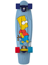 Buy Penny Skateboards Bart 27'' Simpsons Complete Online At Blue ... Kryptonics Torpedo Skateboard Vs Penny Board Wheels Colourful And Cute Wheels For Penny Board Maxfind Nickel 27 Burgundy Complete Trucks 4 59mm Worker 3 Yellow Skateboards Dark Dye Cruiser 22 Black Yuneec Ego Electric Review Longboards Green Boarder Labs Calstreets Skateshop Color Al Truck Dl02pf1 Speed Sufer Racer Style Size Me Up Vintage 1970s Caliente 500 Pennyboard From Usa With Enclosure Onto Drop Through Deck Electricskateboarding