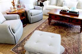 IS YOUR RUG TOO SMALL Layering and Neutral Area Rugs