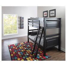 beckett bunk bed twin over twin powell company target
