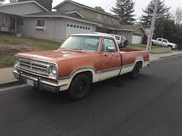 100 1972 Dodge Truck D100 Chris C LMC Life