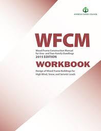 wood frame construction manual 2015