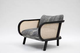 100 Woven Cane Rocking Chairs A Vintage Inspired Chair From BuzziSpace Entryway Bench