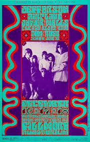1966 The Jefferson Airplane Junior Wells With His Chicago Blues Band And Tim Rose