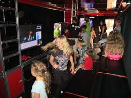 100 Game Truck Richmond Va VA Birthday Party Idea Galaxy Video