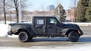 100 4 Door Jeep Truck Wrangler Pickup Hitting Showrooms In April 2019