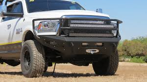 100 Front Bumpers For Trucks F517375010103 Addictive Desert Design HoneyBadger Rancher