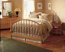 custom options give domestic bedroom an edge furniture today