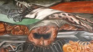 Jose Clemente Orozco Murales by Las Riquezas Nacionales