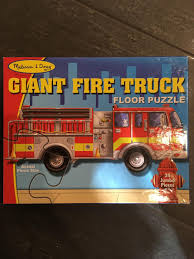 Find More Melissa And Doug Giant Fire Truck Puzzle For Sale At Up To ... Sound Puzzles Upc 0072076814 Mickey Fire Truck Station Set Upcitemdbcom Kelebihan Melissa Doug Around The Puzzle 736 On Sale And Trucks Ages Etsy 9 Pieces Multi 772003438 Chunky By 3721 Youtube Vehicles Soar Life Products Jigsaw In A Box Pinterest Small Knob Engine Single Replacement Piece Wooden Vehicle Around The Fire Station Sound Puzzle Fdny Shop