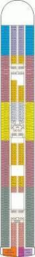 Ruby Princess Baja Deck Plan by Princess Cruises Golden Princess Deals Reviews U0026 More