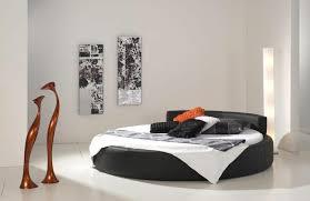 rundes bett als moderner akzent im schlafzimmer 20 ideen