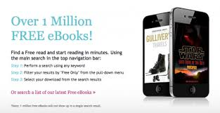 How to find free ebooks on Kobo international sites