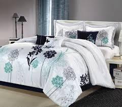 light grey bedding bedoom design large rustic wooden