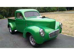 100 1941 Willys Truck Pickup For Sale ClassicCarscom CC1173361