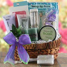 This Spa Basket Can Be A Gift For The Bride Or Give One To Each
