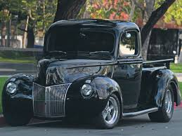 This 1940 Ford Pickup Received A Restoration With Aftermarket ... Craigslist Find Restored 1940 Ford Panel Delivery Truck 01947 Pickup Vhx Gauge Instruments Dakota Digital Vhx40f A Different Point Of View Hot Rod Network 100 Old Doors Motor Company Timeline Trucks The Co Was In And Classic Driving Impression Business Coupe Hemmings Daily Pictures