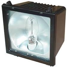 lithonia lighting 150 watt outdoor metal halide small floodlight