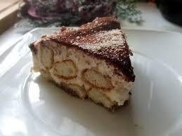 mini kueche kleine torte a la tiramisu mit orangennote
